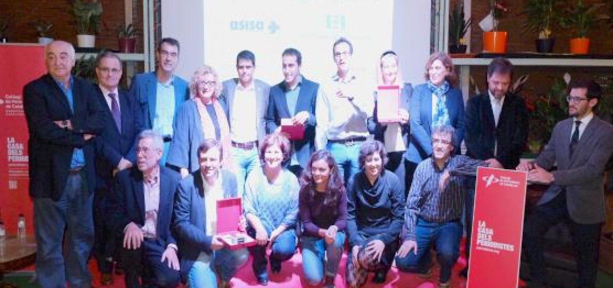 Toni Rodríguez Pujol a La Casa dels Periodistes del Col·legi de Periodistes
